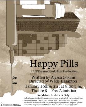 Happy Pills Poster